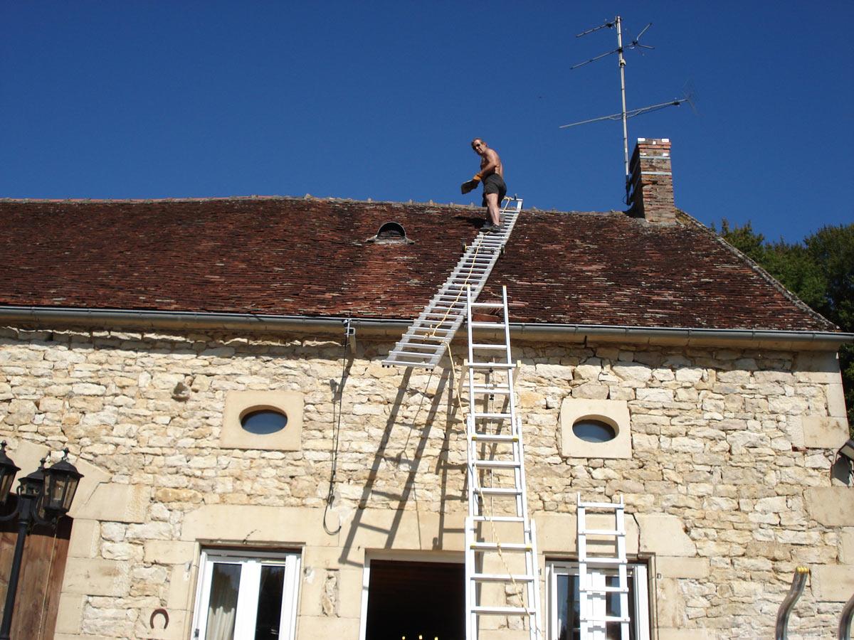 Page 5 d 39 echelle de dans le site des vraies chelles de toit - Location echelle de toit ...