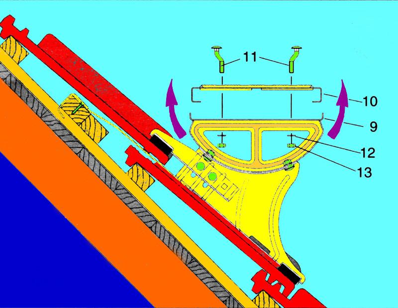 Echafaudages page 3 pour les taquets de toit dans le catalogue des vraies chelles et - Location echelle de toit ...